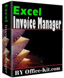 Billing Software - Excel InVoice Manager
